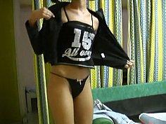 Cute German amateur teen having Sex